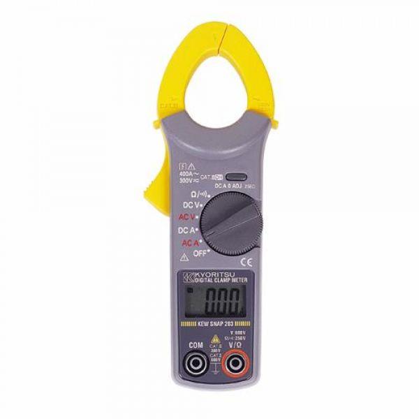 교리쯔 클램프 테스터 (소형) 4160753 디지털테스터 클램프 클램프테스터 측정공구 측정
