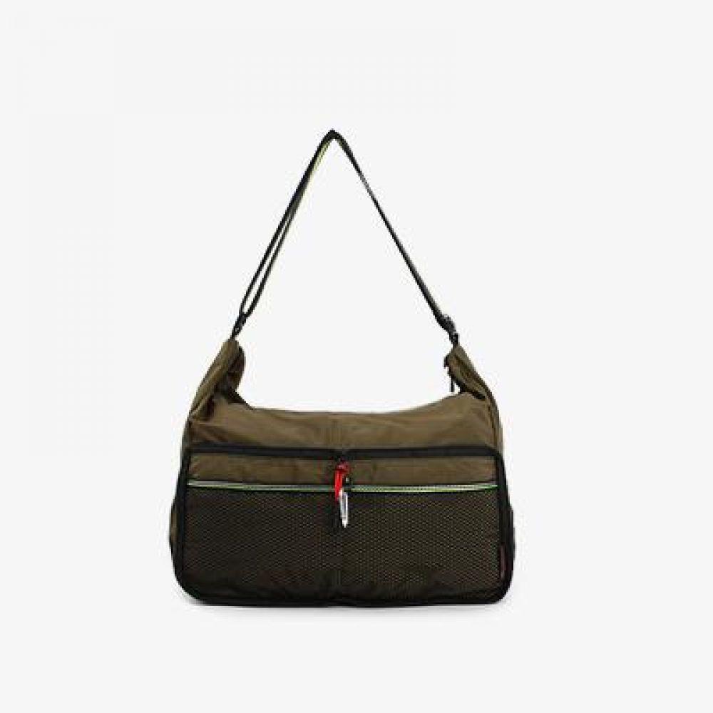 WQ_UWW007 매쉬포켓 다용도 대용량 크로스백 여행가방 여행크로스백 가벼운가방 가벼운크로스백 휴대용가방