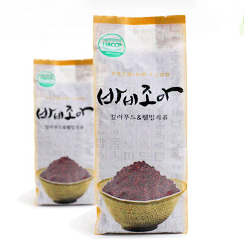 기능성 홍국 영양코팅 천연 컬러쌀 1kg 쌀 현미 오곡 영양 밥 컬러쌀 칼라쌀 씻은쌀 씻어나온쌀 세척쌀