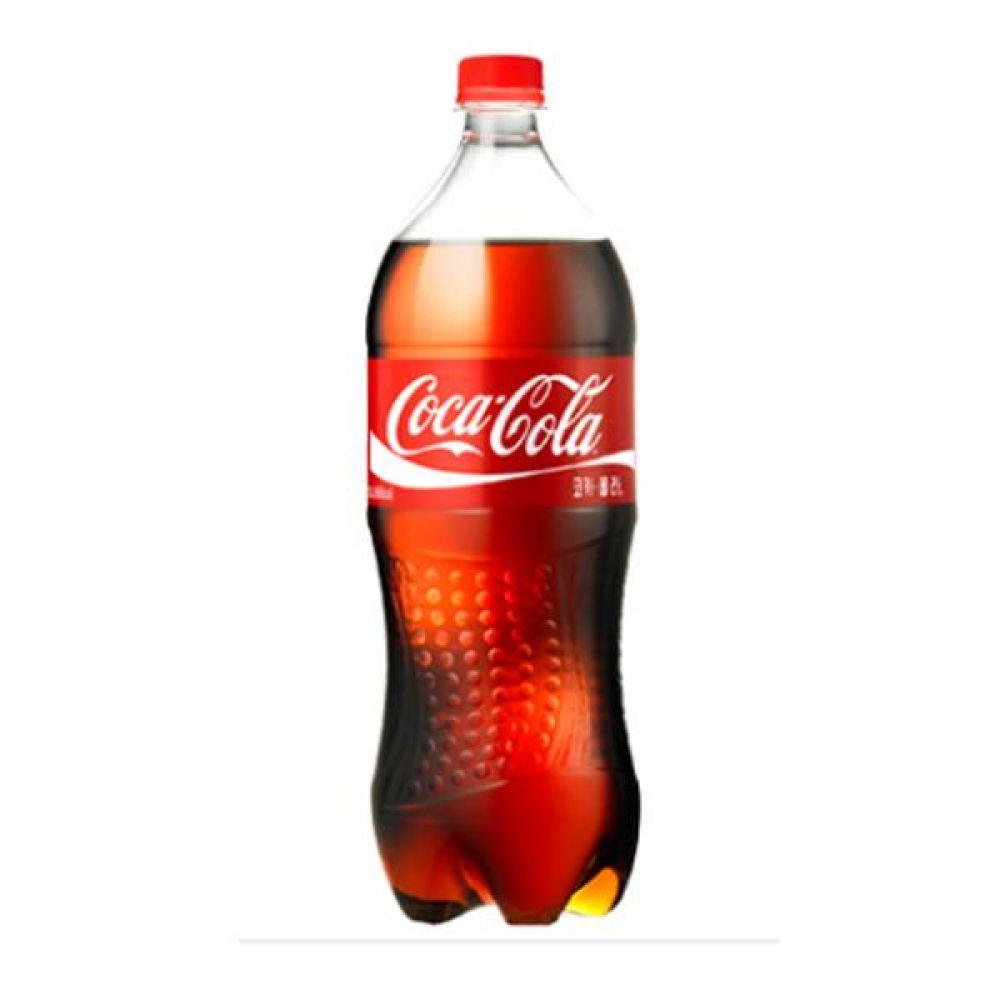 (탄산음료)코카콜라 1.5리터 x 12페트 믿을 수 있는 정품 정량 음료 음료수 음료수도매 콜라 1.5리터