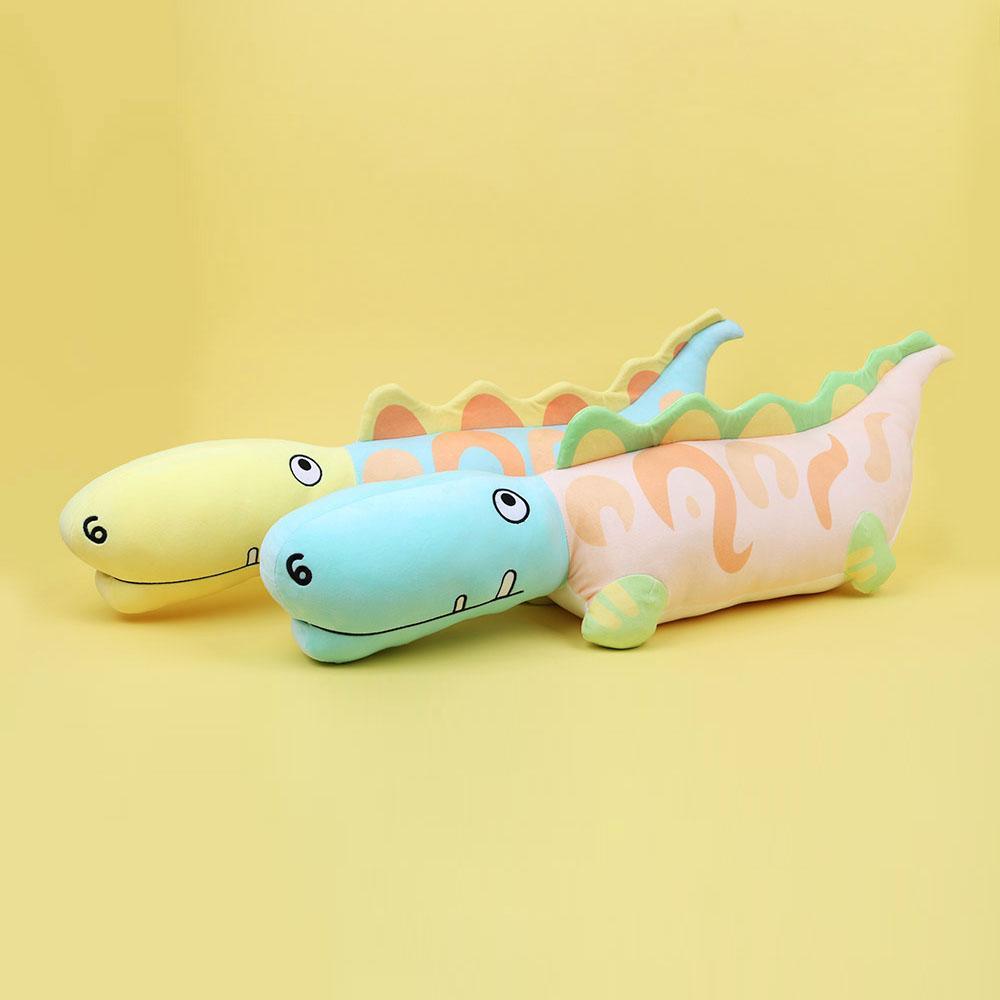 100cm 갈라파고스 악어인형 쿠션인형 갈라파고스악어인형 갈라파고스 토이웍스 장난감 쿠션 공룡인형 빅사이즈 큰인형 애착인형