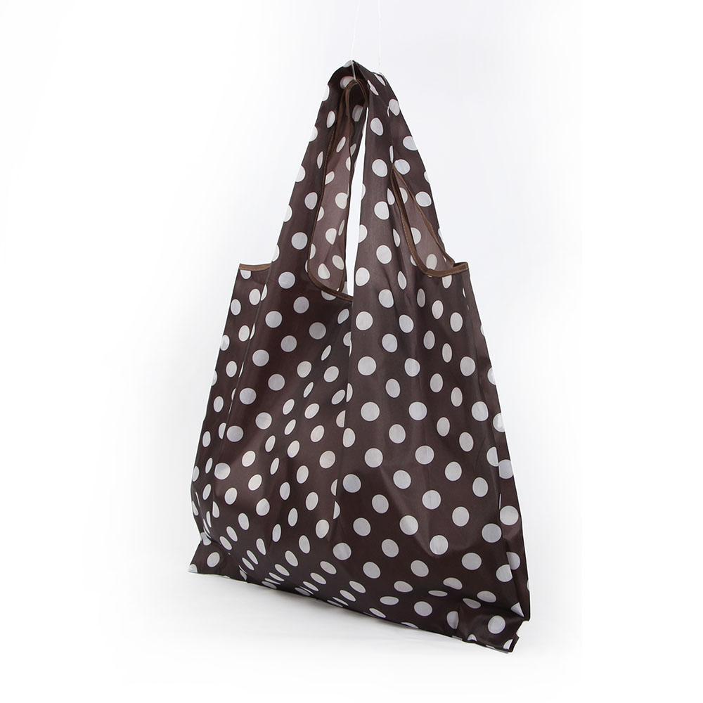포켓 시장가방 빅도트 접이식시장가방 마트가방 휴대용시장가방 판촉물 시장가방 마트가방 보조가방