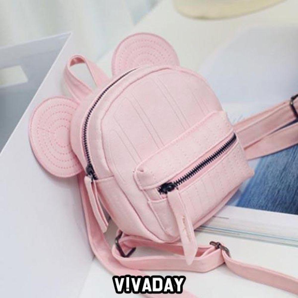 LEA-A185 귀도리미니백 숄더백 토트백 핸드백 가방 여성가방 크로스백 백팩 파우치 여자가방 에코백