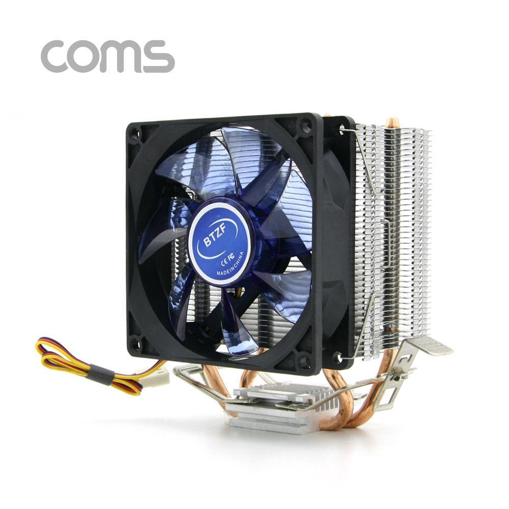 CPU 쿨러 90mm 블루 인텔 LGA AMD AM2 AM3 컴퓨터용품 PC용품 컴퓨터악세사리 컴퓨터주변용품 네트워크용품 CPU 쿨러 90mm Intel LGA 775 1155 1156 AMD 754