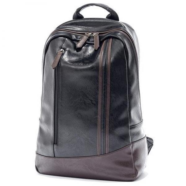 F7069 남자가방 젠틀한 백팩가방 PU소재 M2 백팩 노트북백팩 배낭 학생백팩 노트북가방 학생가방