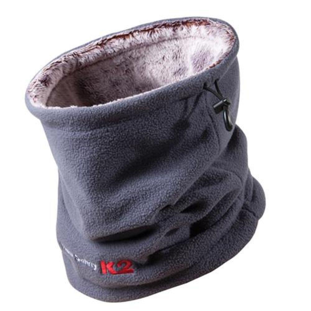 K2 넥게이터 회색 848-5517 K2 안전용품 방한용품 넥게이터 회색넥게이터 목보호
