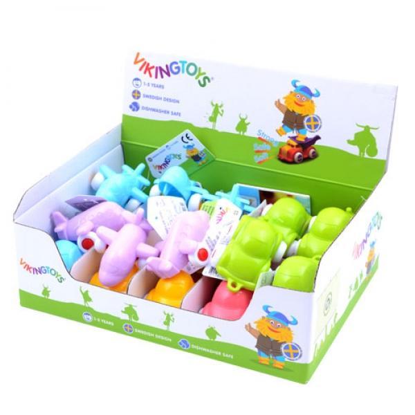 바이킹토이즈 미니 커비 펀컬러 3종 20pcs 7cm - 풀세트(1026) 장난감 완구 토이 남아 여아 유아 선물 어린이집 유치원
