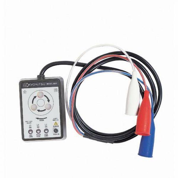교리쯔 상 테스터(코일식) 4160920 상테스터 검전 전기 전기검전 검전기