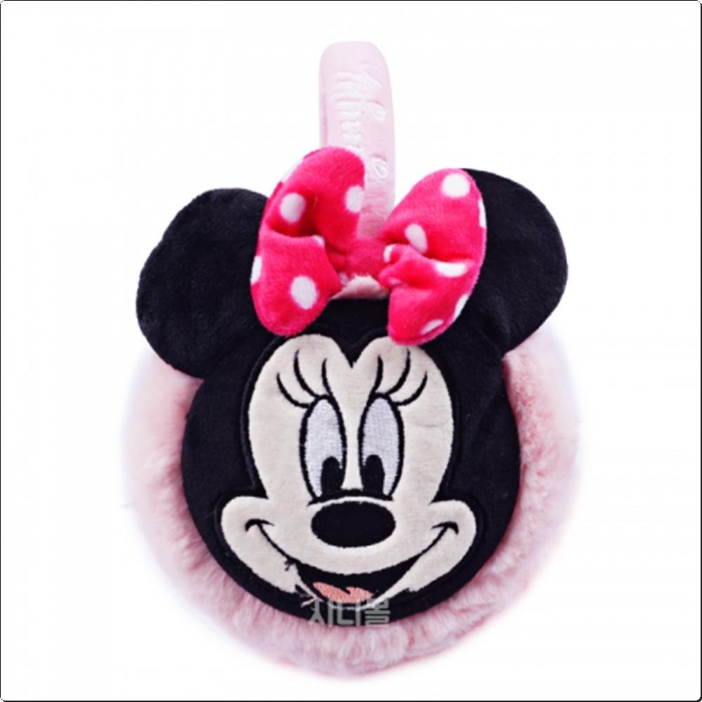 디즈니 미니마우스 페이스 귀마개 (472178) 캐릭터 캐릭터상품 생활잡화 잡화 유아용품