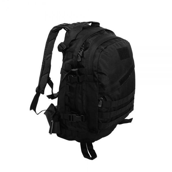 몽동닷컴 3D백팩1(45L)검정 멀티백팩 밀리터리백팩 백팩 캐주얼백팩 군인용품 군인선물 군인가방