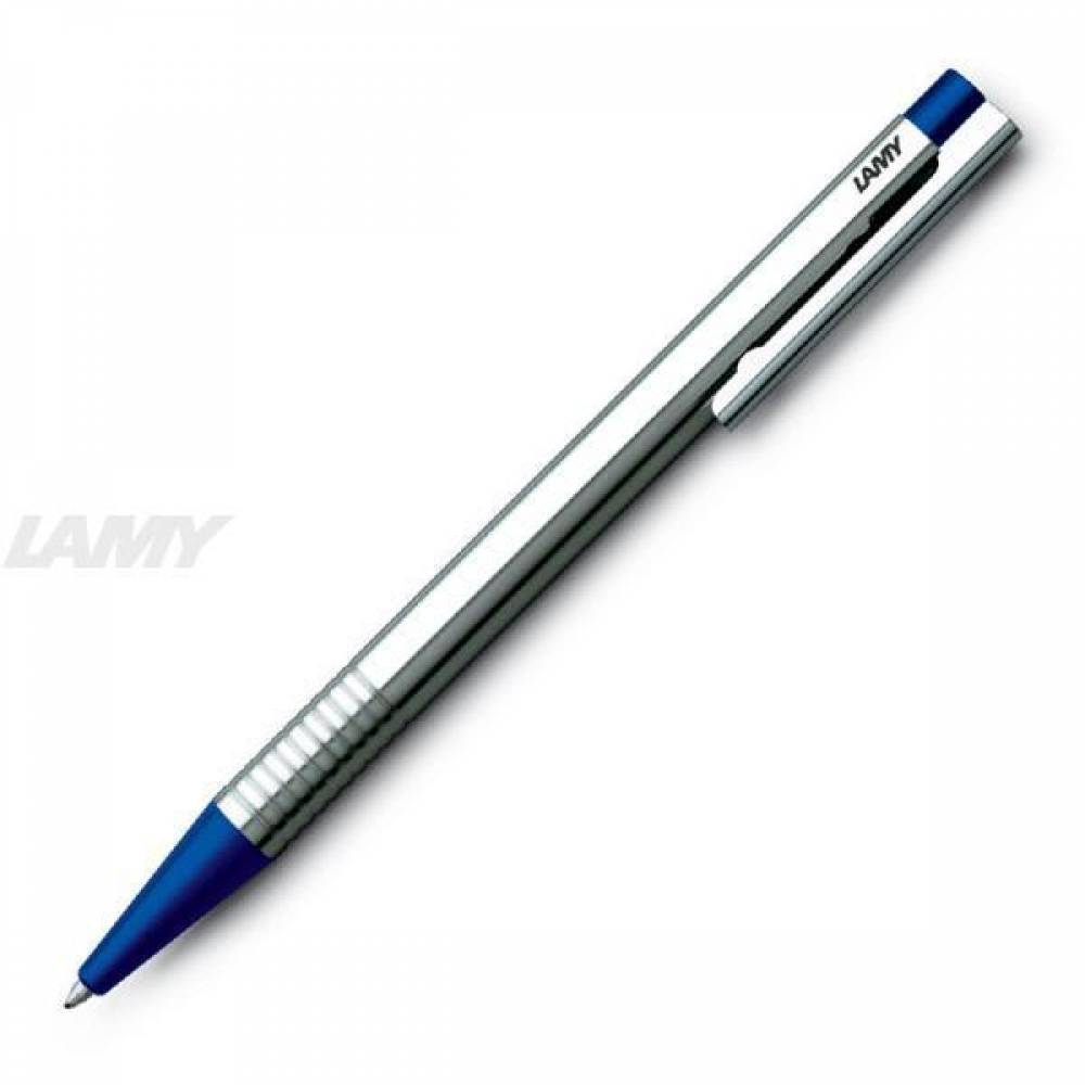 LAMY Logo 스틸블루 볼펜 라미 라미볼펜 볼펜 고급볼펜 선물용볼펜 선물볼펜 필기구