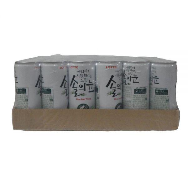롯데칠성음료 캔 솔의눈 음료수도매 240mlX30캔 업소용음료수 음료도매 캔마켓 업소용캔음료 업소용음료 음료수도매사이트 캔음료 음료유통
