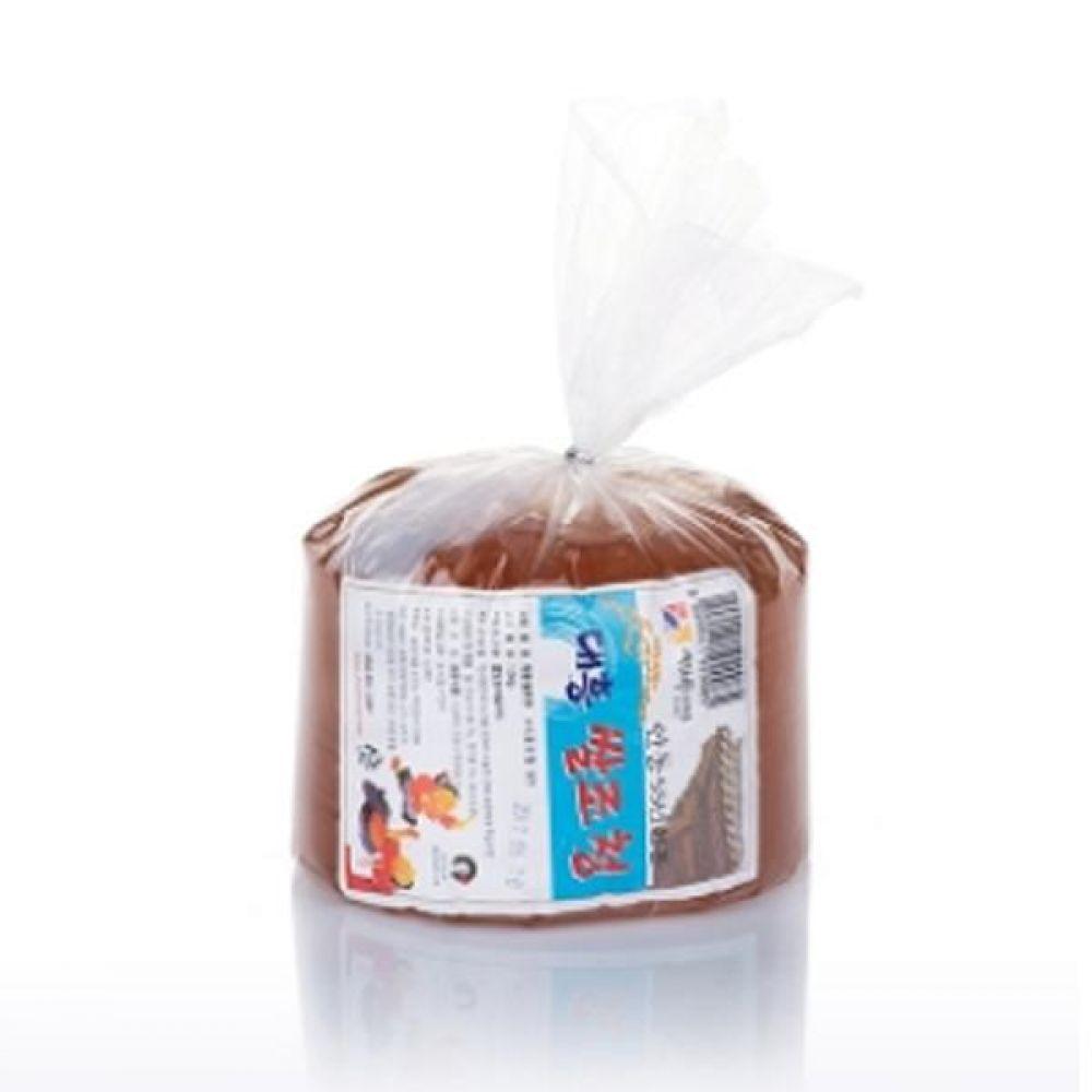 고농도 쌀조청 1500g(봉지) X 12개 농도가 높은 진한 맛의 조청 꿀 물엿 청 전통 식품