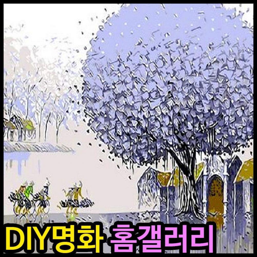 피포페인팅 Q484 행운의나무 시리즈 DIY명화그리기 피포페인팅 그림액자 액자 명화 홈갤러리 diy명화 명화그리기 diy명화그리기 diy페인팅 행운의나무