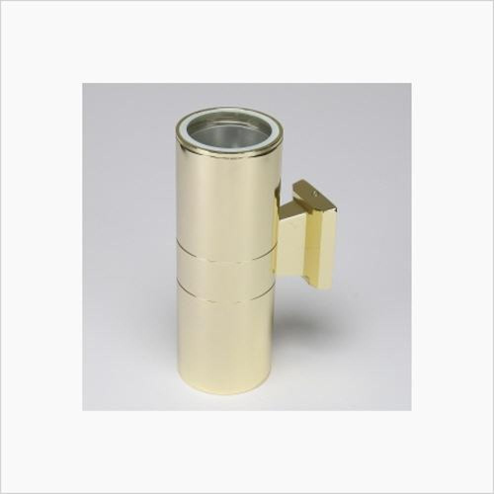 인테리어 조명기구 원통 2등 벽등 골드 철물용품 인테리어조명 벽등 직부등 센서등 조명 전구 램프 백열등기구