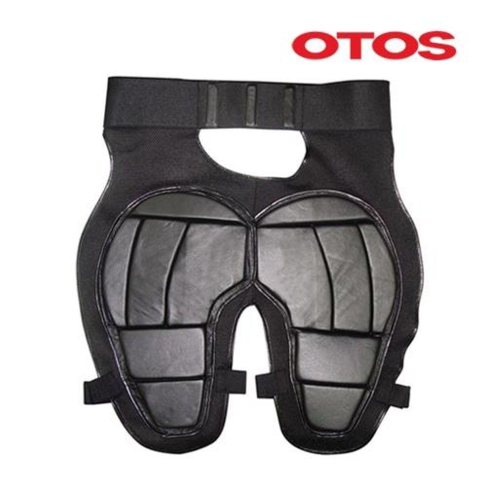 OTOS 근골격계예방 엉덩이보호대 1개 근골격계보호구 OTOS 오토스 엉덩이보호대 보드엉덩이보호대 스키엉덩이보호대 작업장엉덩이보호대 찍찍이보호대