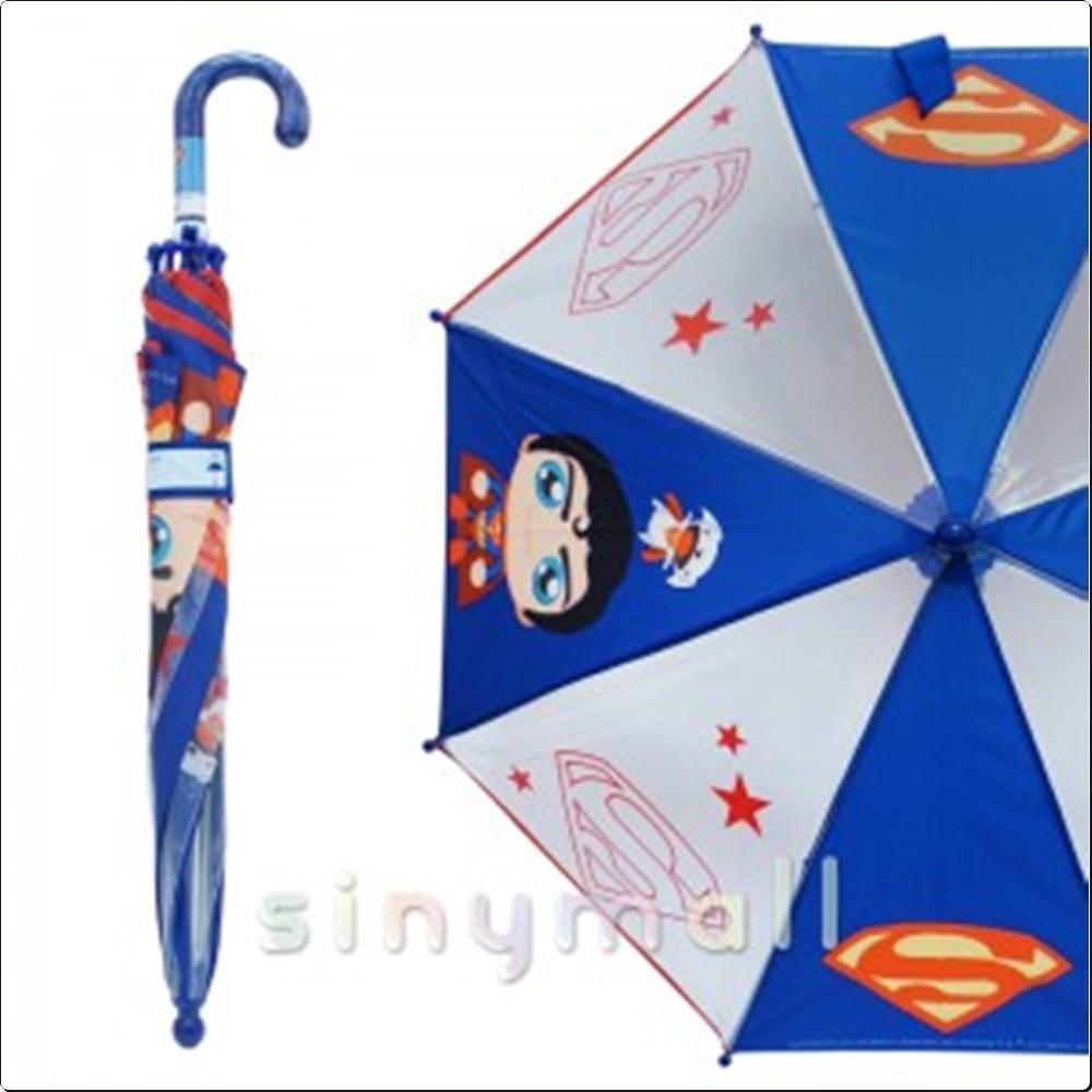 슈퍼맨 미니 40cm 아동우산 (딥블루)(002818) 캐릭터 캐릭터상품 생활잡화 잡화 유아용품