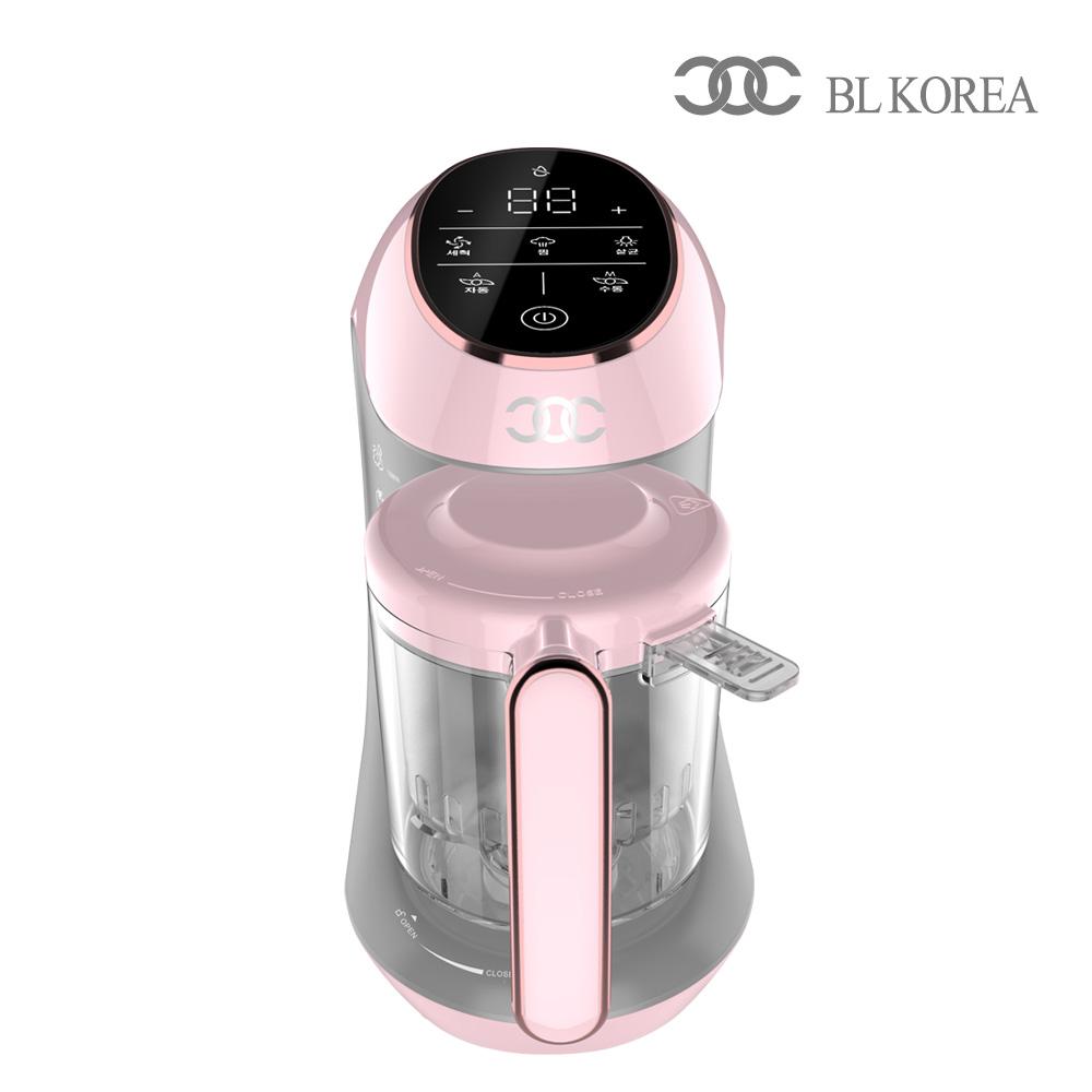 이유식 마스터기 BFP-1800E 핑크