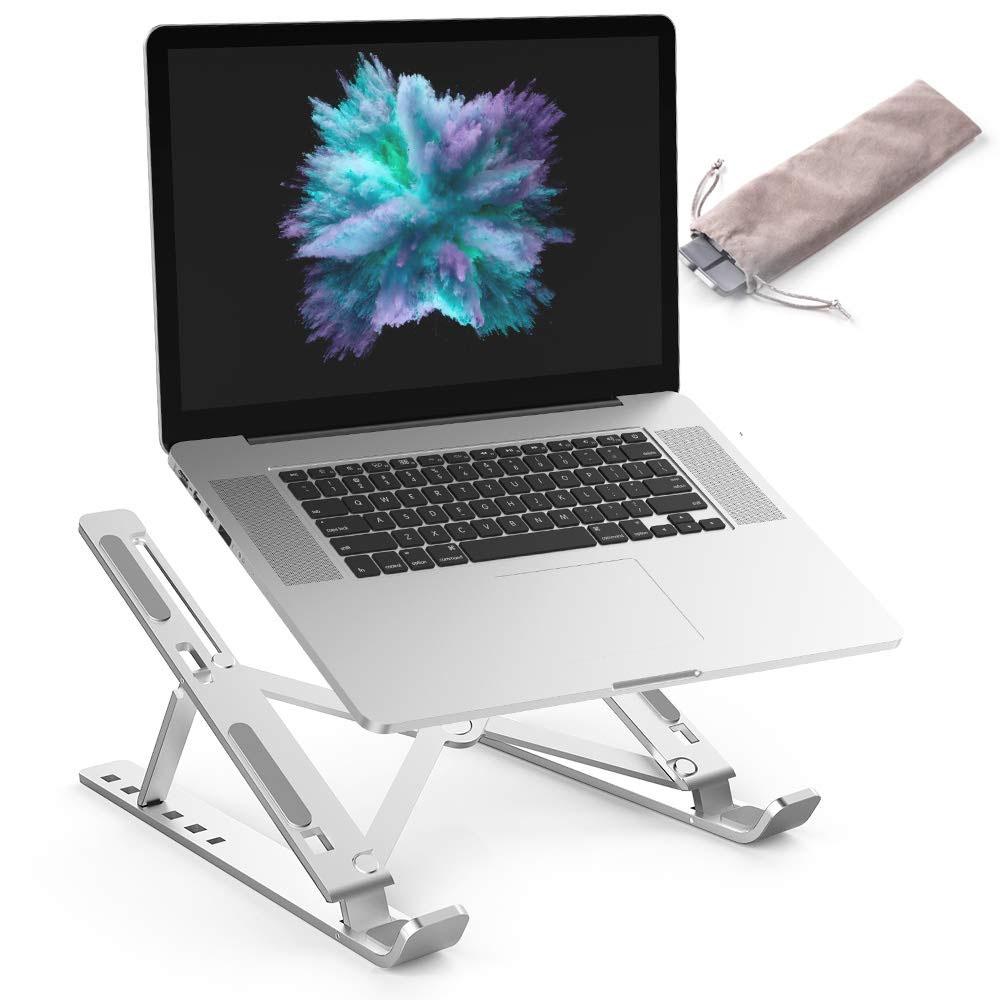 아이존아이앤디 EZ NFS1 노트북 폴딩 알루미늄 스탠드 노트북거치대 노트북스탠드 알루미늄거치대 알루미늄스탠드 스탠드거치대