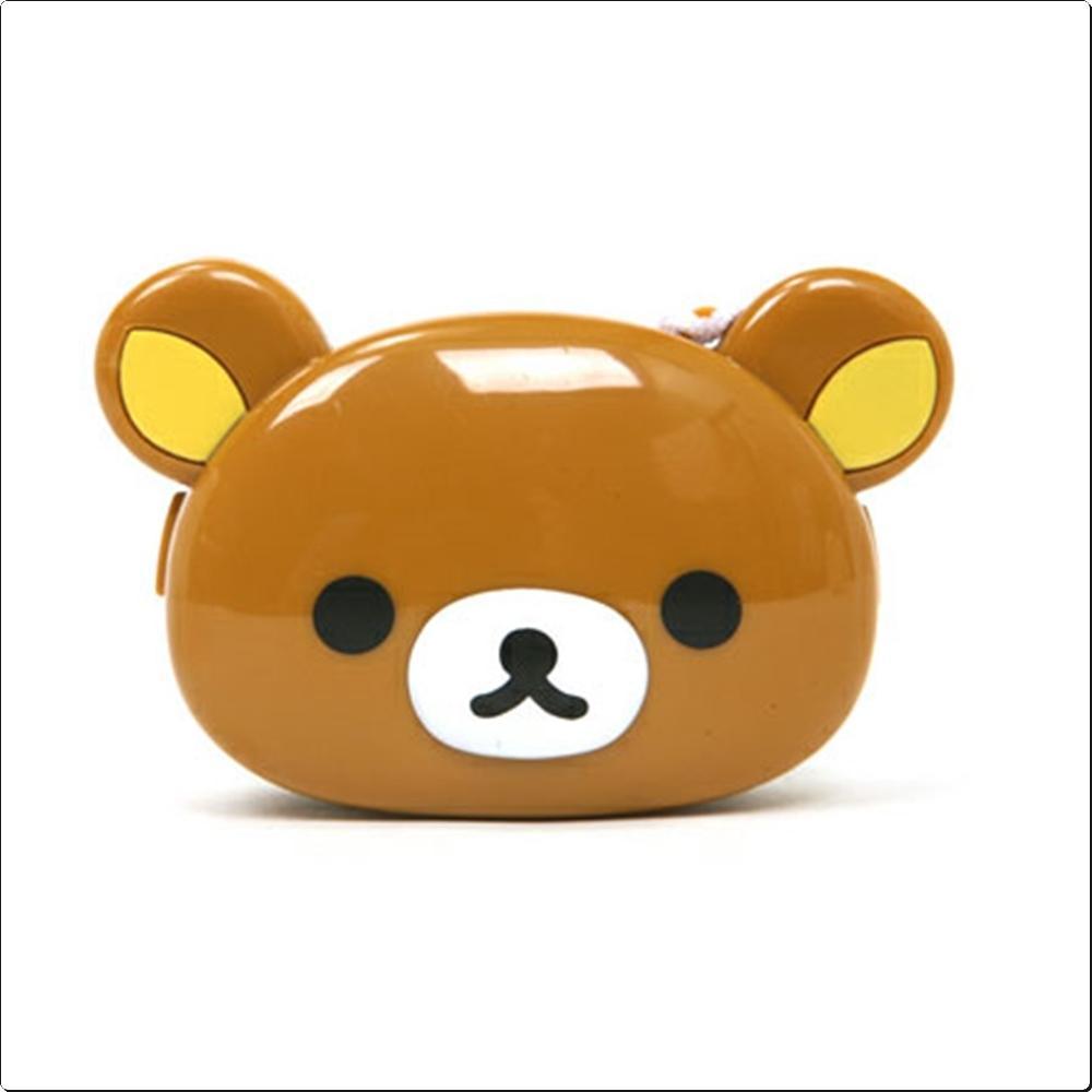 리락쿠마 미니선풍기(브라운)(361008) 캐릭터 캐릭터상품 생활잡화 잡화 유아용품