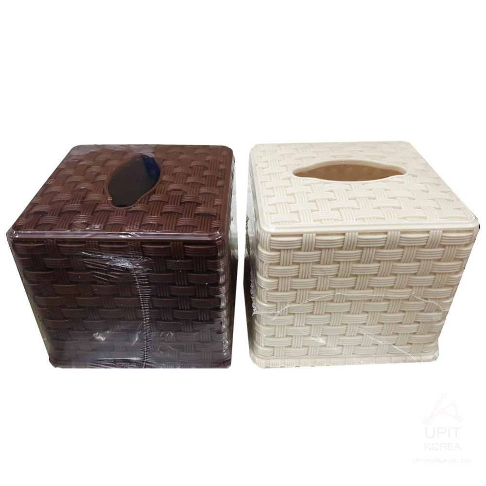 라탄냅킨함 (색상랜덤)_5661 생활용품 가정잡화 집안용품 생활잡화 잡화