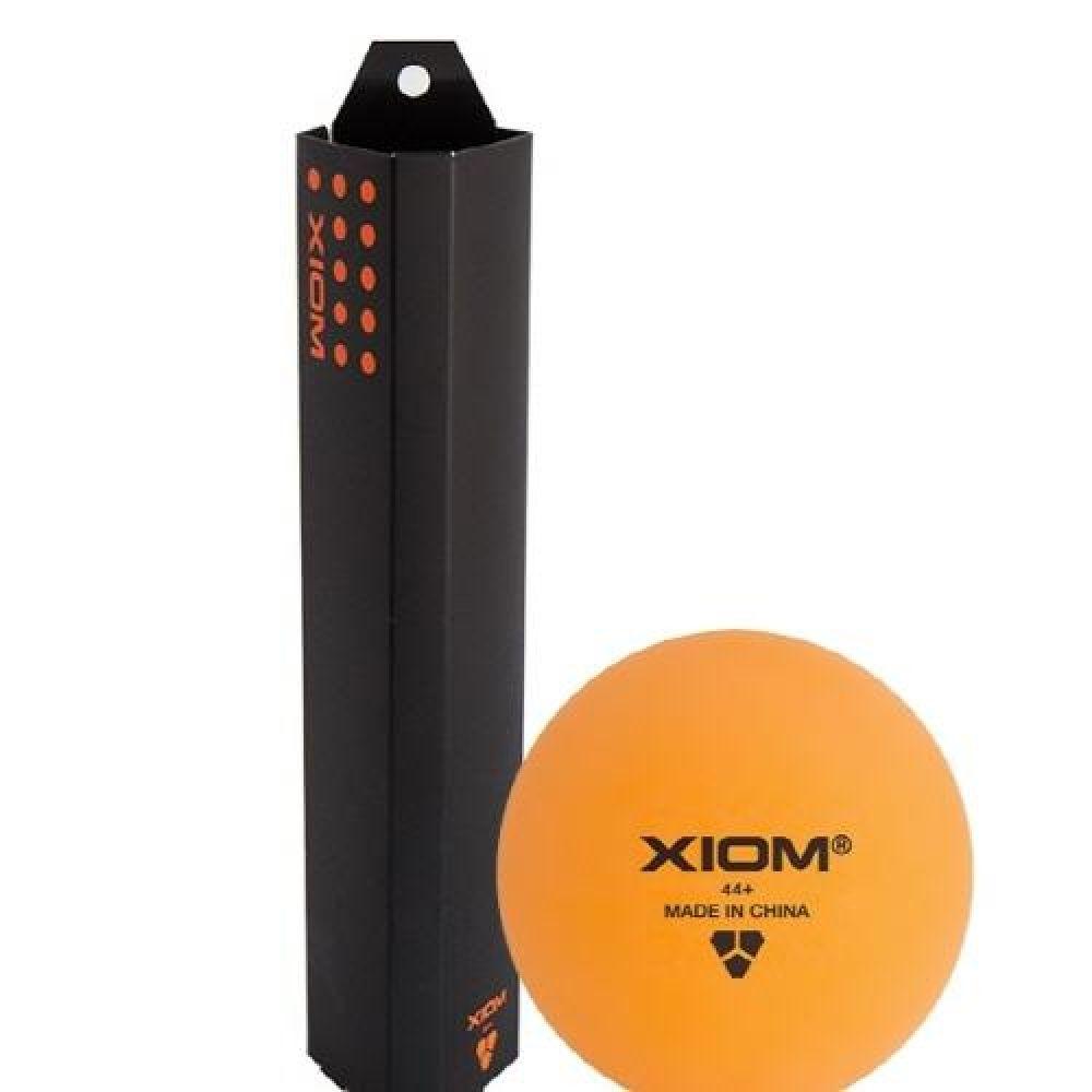 엑시옴 ABS 시합용 라지볼 탁구공 44mm 6개입 탁구용품 탁구공 탁구시합구 탁구경기구 시합구 라지볼탁구공