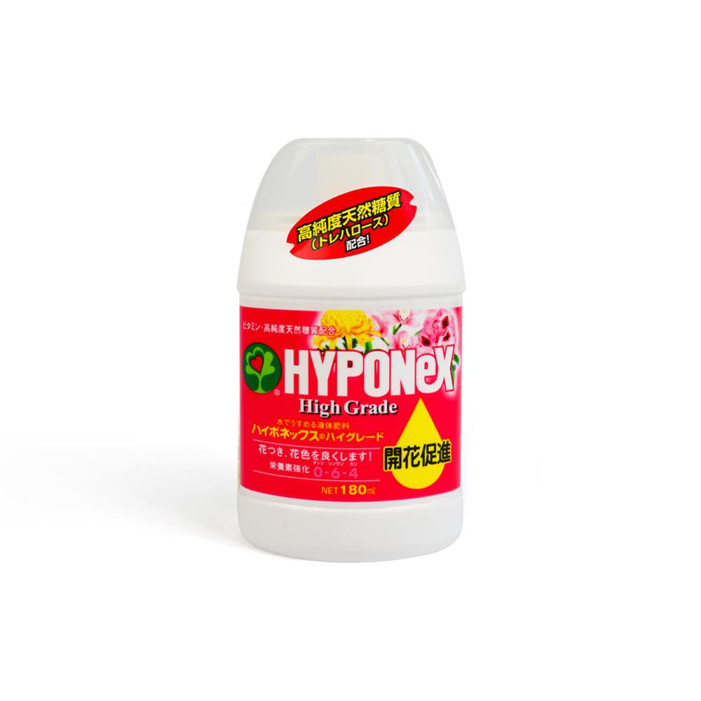 하이포넥스 개화촉진액 180ml  식물영양제 화분영양제 식물영양제 비료 퇴비 흙 배양토 분갈이흙 화분 하이포넥스 하이포넥스영양제