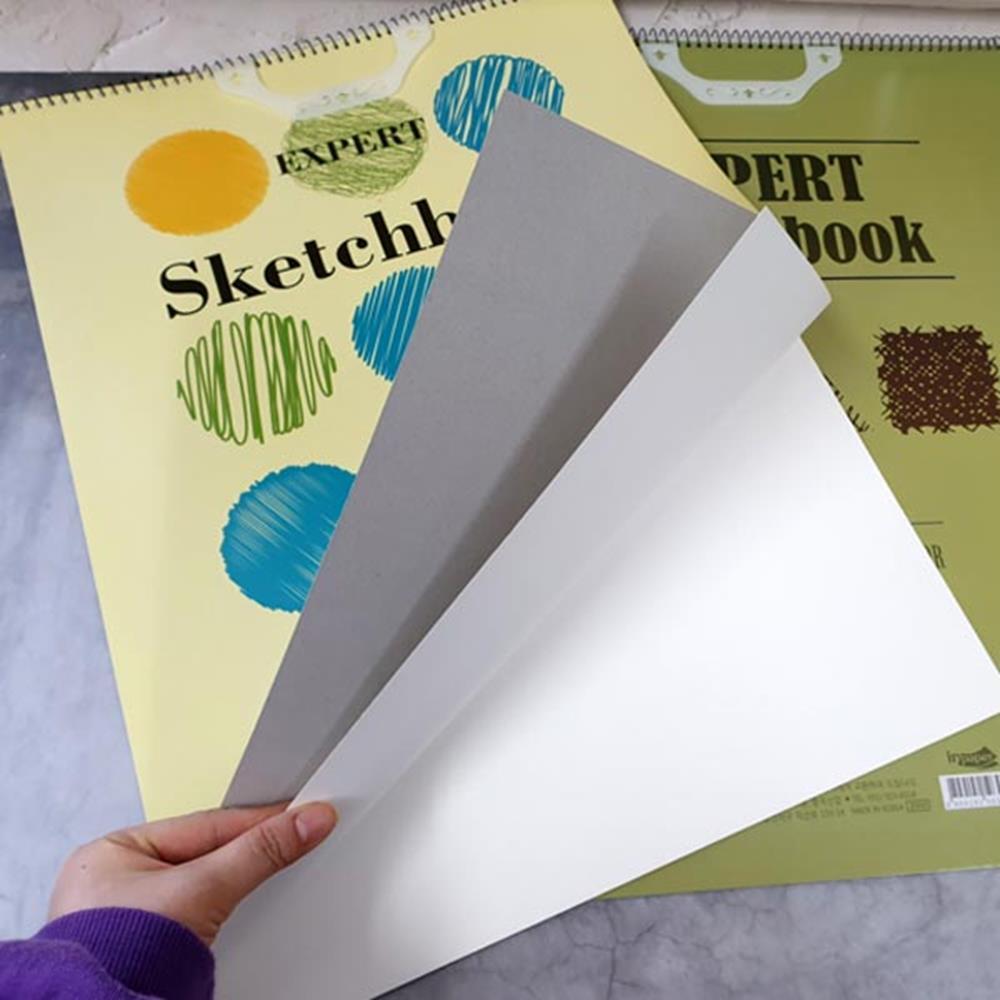 스케치북 전문가용 4절 미술책 색칠하기 색칠연습장 색칠하기 색칠연습장 미술책 색칠북 색칠공부
