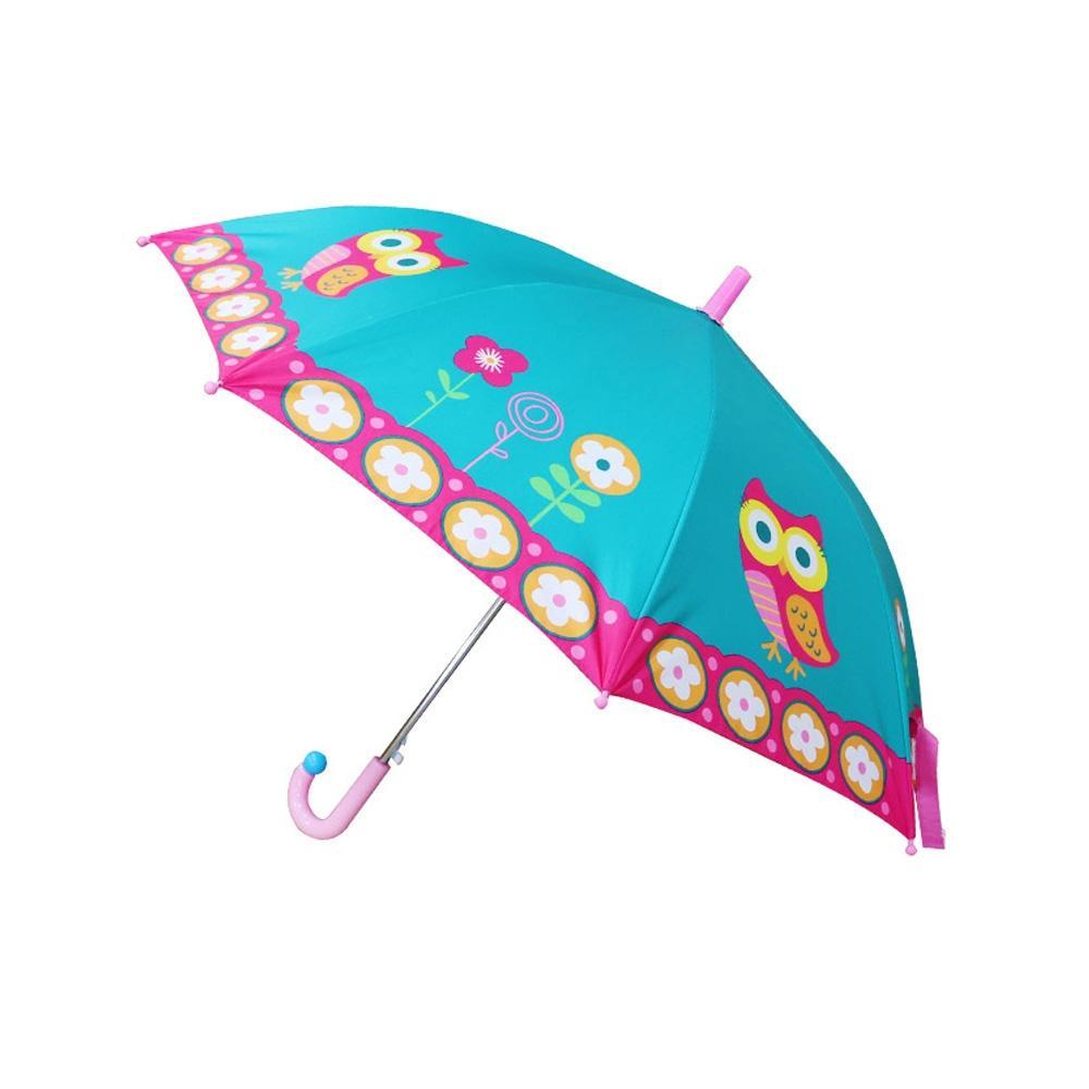 장우산 유아 아동 어린이 우산 부엉이 유아동 선물용 아동우산 어린이우산 유아우산 우산 유아동우산