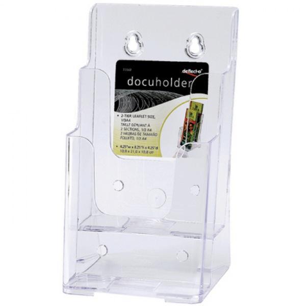 A6 꽂이 2단 101X33 F6002 생활잡화 사무용품 표지판 잡화 생활용품 소형간판 A6 꽂이 2단