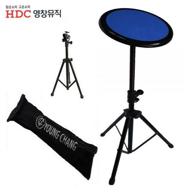 영창 드럼패드전용 스탠드 (YCDS-2500) 드럼패드 드럼 패드 악기 타악기