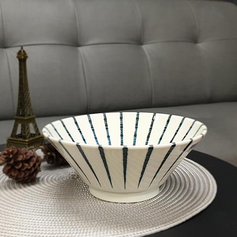 애나토쿠사 3P 면기 식기류 일본면기 면그릇 소면기 라면그릇 주방용품 면기 식기 국그릇