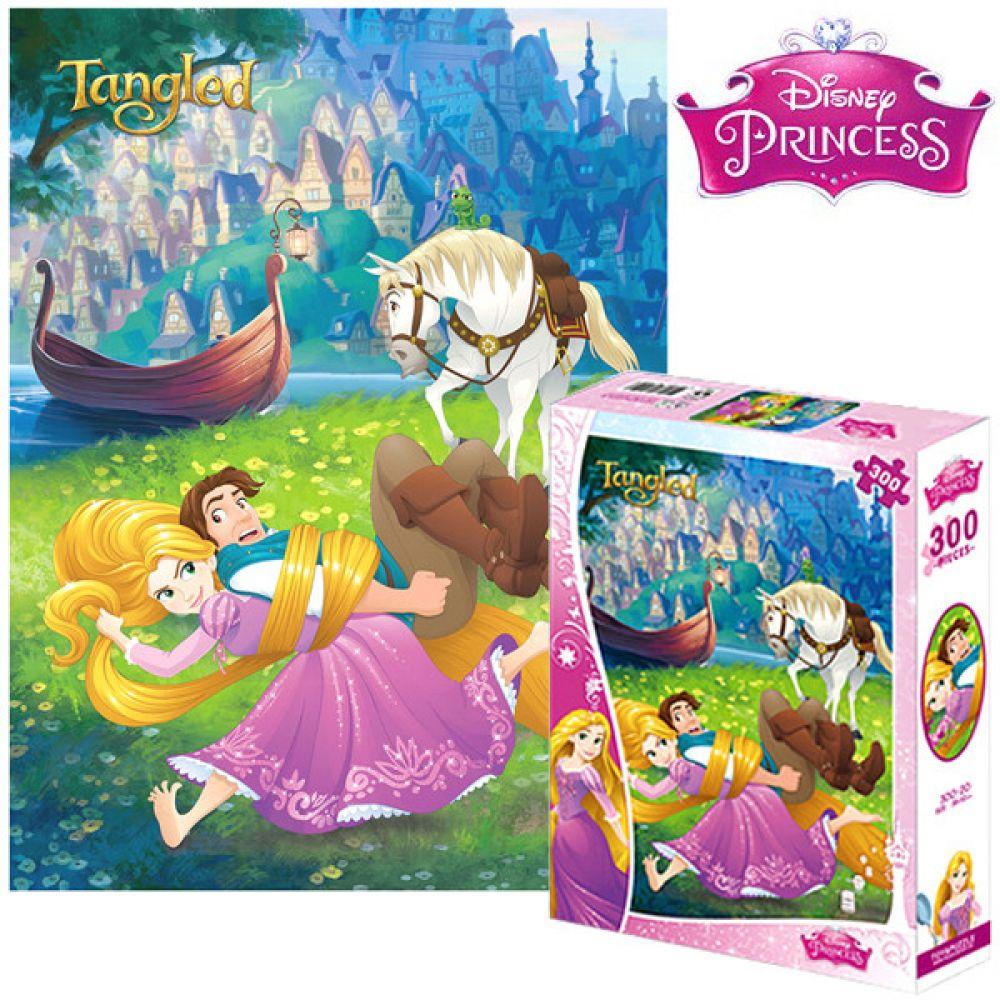 라푼젤 직소 퍼즐 300pcs D300-20 아동퍼즐 캐릭터 퍼즐놀이 캐릭터 아동퍼즐 퍼즐 직소퍼즐