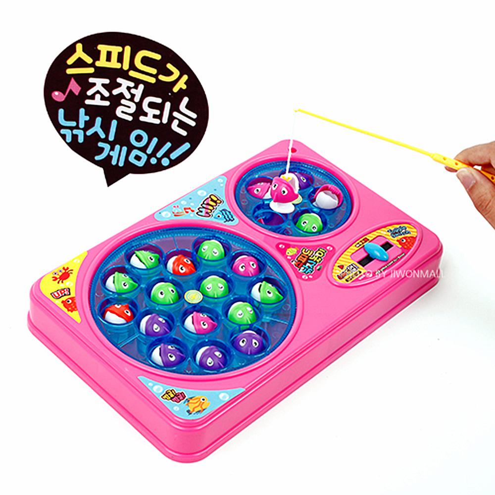 스피드 낚시놀이-랜덤 낚시놀이 장난감 아기장난감 아기선물 유아장난감 애기선물 어린이장난감 어린이선물 인형놀이 보드게임