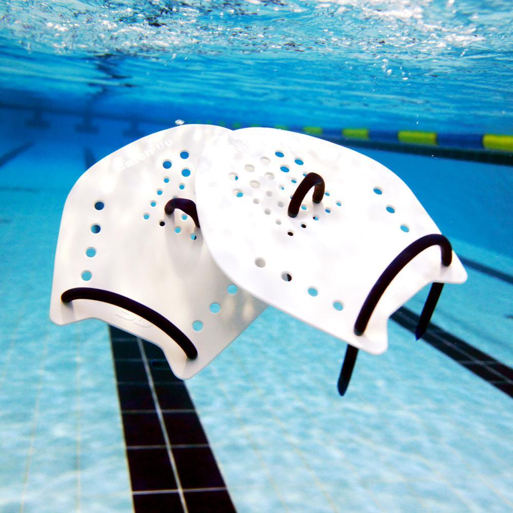 SGL-PD04-WHT SD7 캐치업패들 수영용품 수영패들 수영장용품 수중운동용품 수영헬퍼