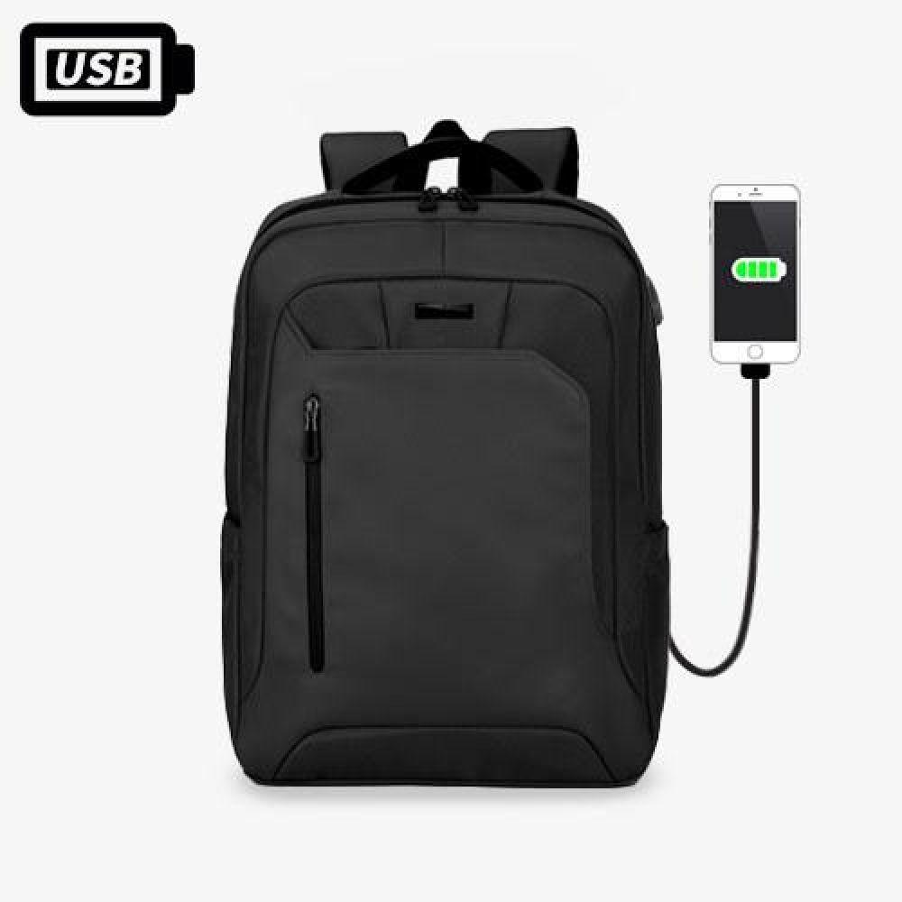 KJ_FKK025 히든포켓 여행 USB 백팩 데일리가방 캐주얼백팩 디자인백팩 예쁜가방 심플한가방