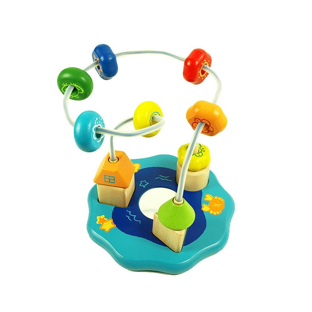 선물 아이 장난감 완구 실꿰기 롤러코스터 어린이날 초등학교 장난감 2살장난감 3살장난감 4살장난감