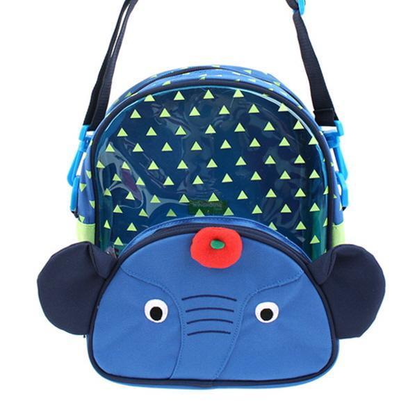어린이 가방 WT0185 재피엘비치백 블루 S 어린이크로스백 가방 유아가방 어린이백팩 예쁜어린이가방