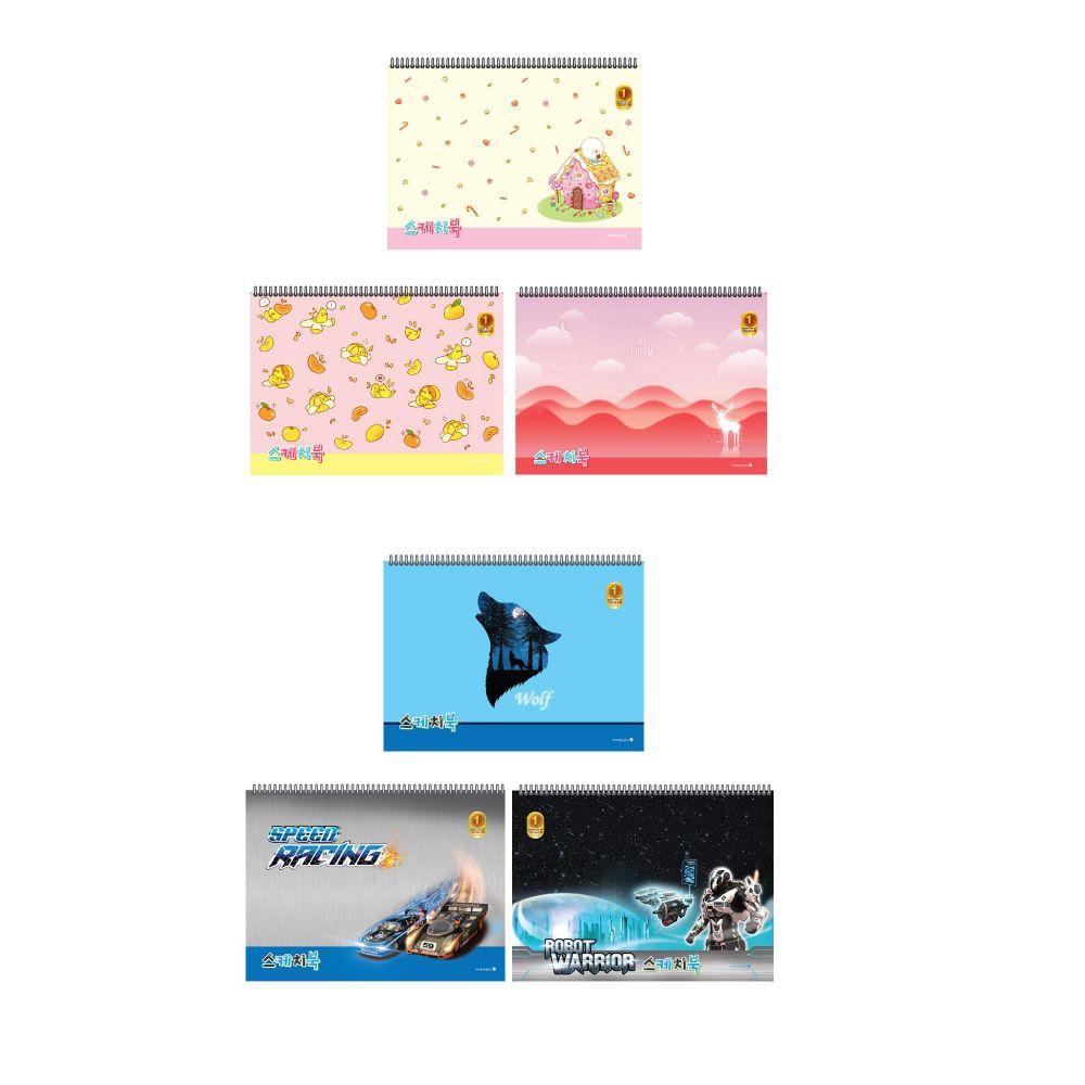 3000 초등스케치북 초등스케치북 아동스케치북 미술스케치북 학습스케치북 유아스케치북