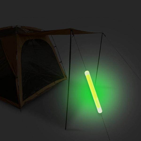엔릿 캠핑 세이프 글로우 스틱 등산스틱 등산용품 캠핑용품 등산장비 지팡이