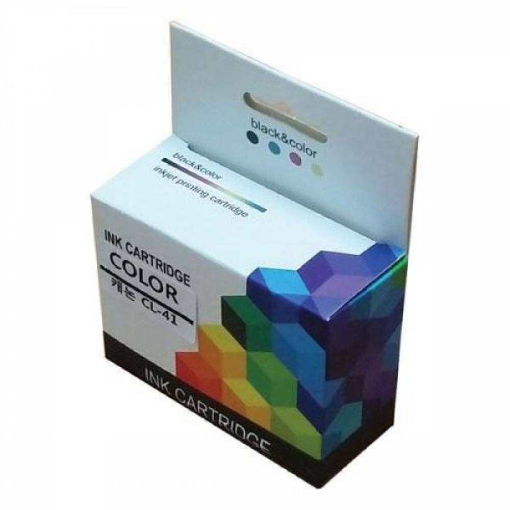 재생잉크)CANON CL-41(컬러) M116021 사무용품 생활용품 문구 사무 문구용품