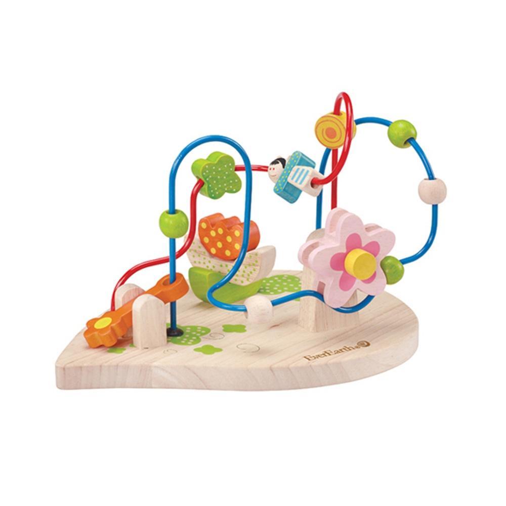롤러코스터 장난감 어린이 교육 놀이 완구 플라워비즈 유아원 장난감 2살장난감 3살장난감 4살장난감