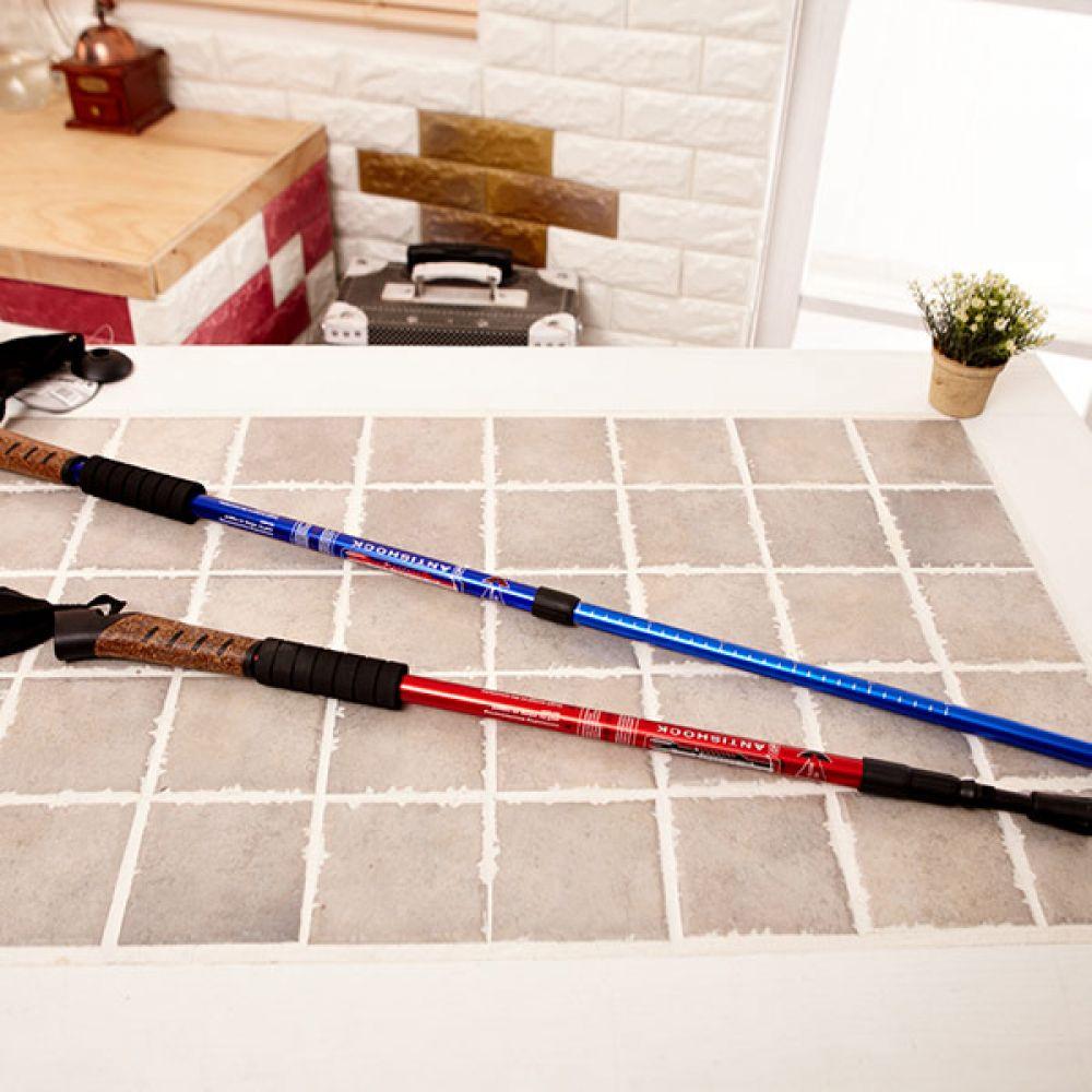 트레킹 스틱 등산지팡이 3단 랜덤발송 폴딩스틱 등산스틱 폴딩스틱 등산지팡이 트레킹폴
