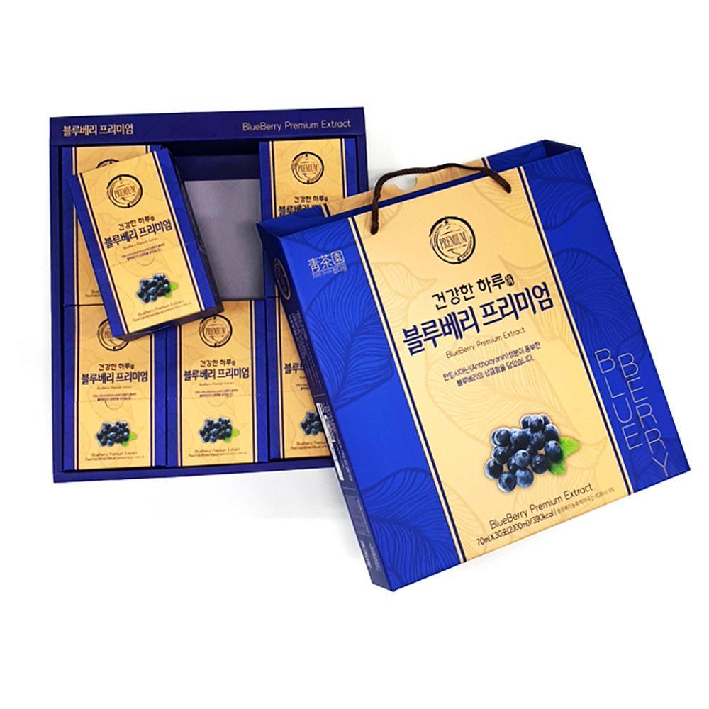 선물 설선물 셋트 블루베리 프리미엄 30포 세트 구정 설명절선물세트 구정선물 설날선물 설명절선물 명절선물세트