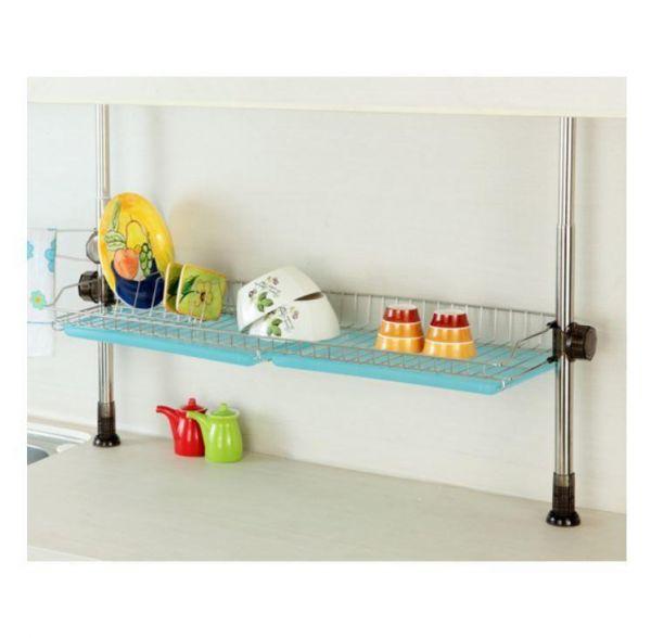 루비코아 씽크선반 800(1단) 설거지건조대 설거지선반 식기건조대 그릇정리대 싱크대선반