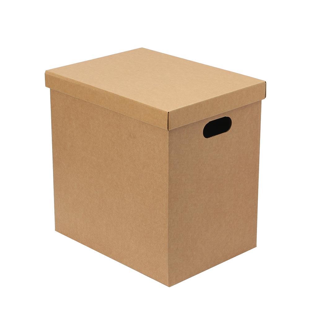 DIY 크라프트 30x40cm 수납 종이박스 크라프트수납함 종이정리함 종이박스 수납박스 정리박스 수납종이박스
