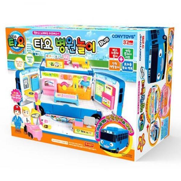 코니스 타요 병원놀이버스(30938) 장난감 완구 토이 남아 여아 유아 선물 어린이집 유치원