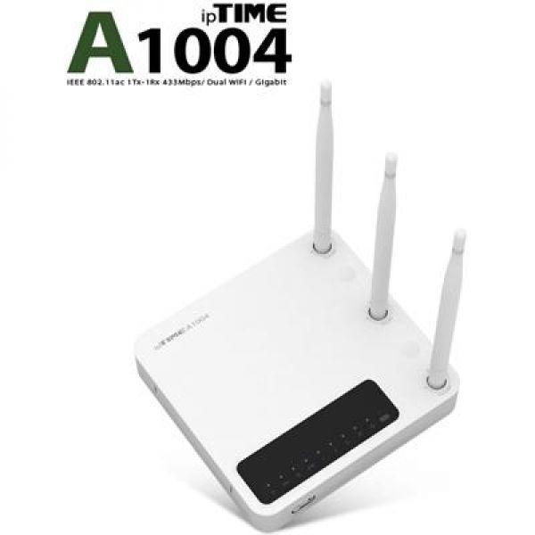 A1004 유무선IP공유기 컴퓨터용품 컴퓨터주변기기 공유기 유무선공유기 와이파이
