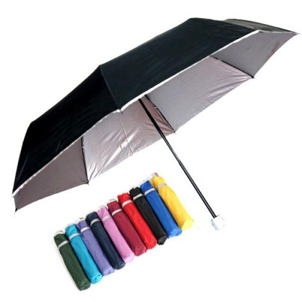 3단미니-솔리드 3단우산 미니우산 패션우산 수동우산 판촉우산