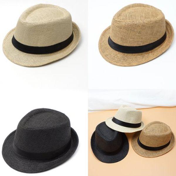 지사 띠 페도라 2 [S1165] 단체모자 모자 야구모자 캡모자 볼캡